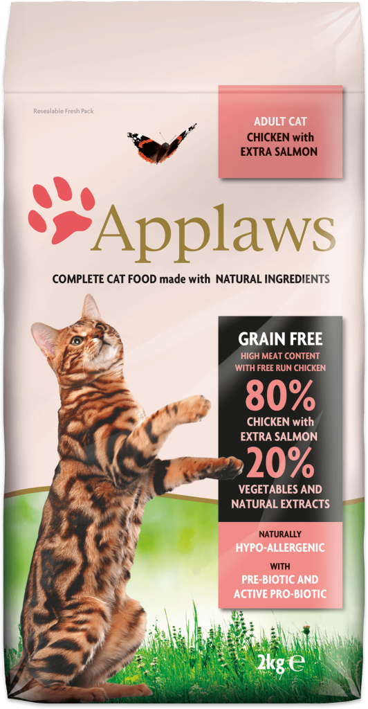 Where Is Applaws Cat Food Made